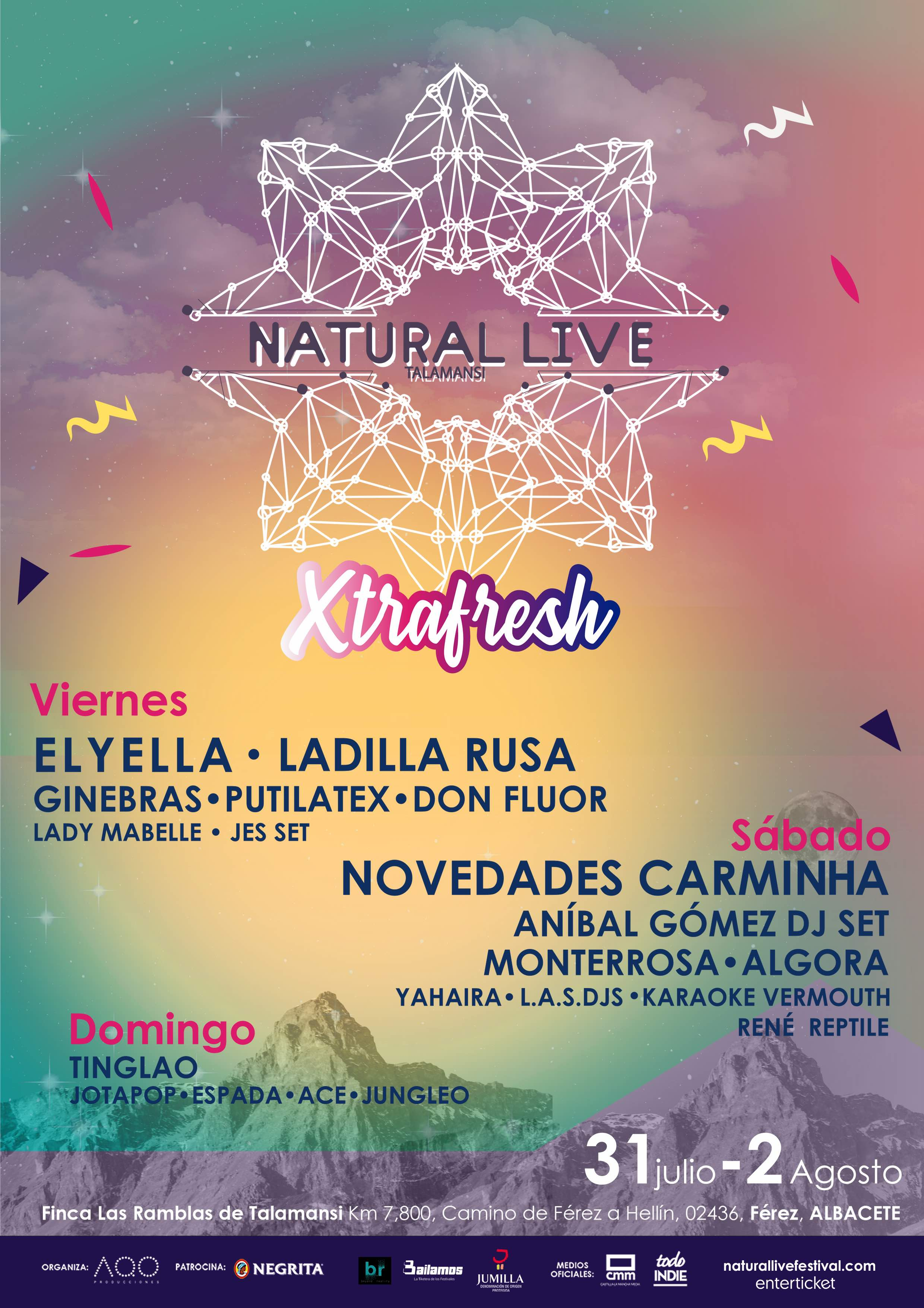 Natural Live Xtrafresh en Férez