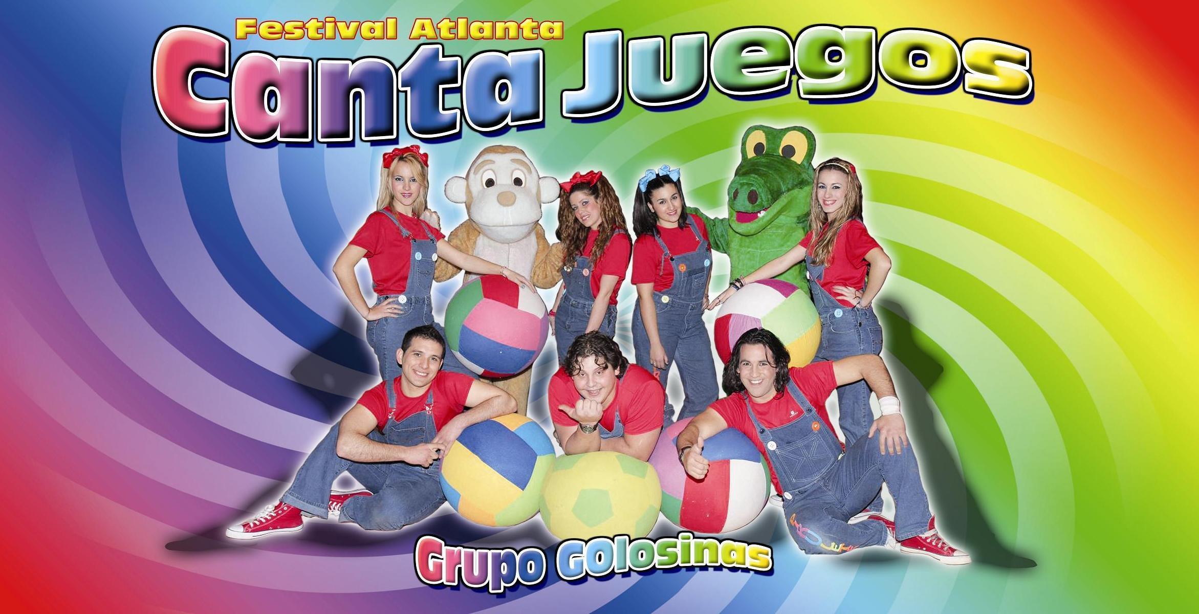 Toledo Canta Juegos Grupo Golosina En Toledo