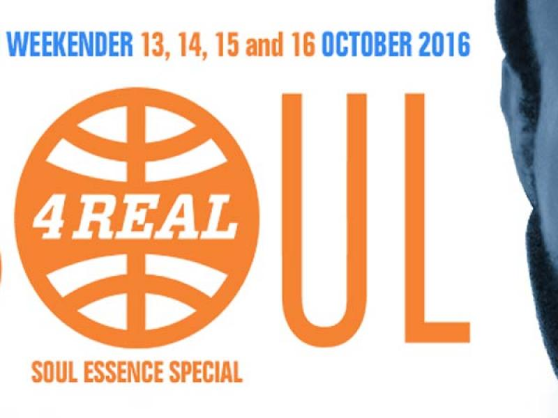new style bc08e 619f2 STEREOROCKS CLUB - FESTIVAL SOUL 4 REAL (SALA SUPERIOR) (ENTRADAS AGOTADAS)